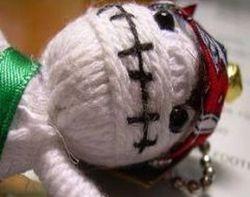 Кукла - вольт для переноса порчи