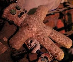 Кукла Вуду для приворота
