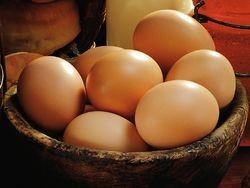 Куриное яйцо для переклада порчи