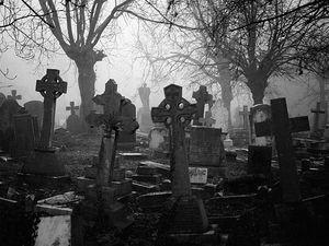 Кладбище - проведение приворота
