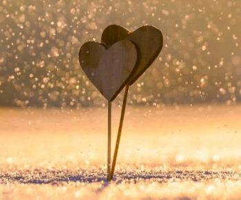 Любовь, сердца, магия